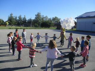 Baloni sjećanja u Mikleušu