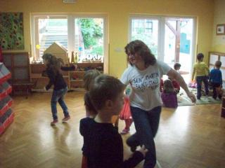 Dječji tjedan - ples