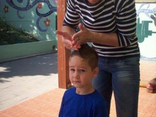 Dječji tjedan - salon uljepšavanja