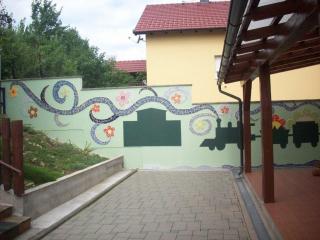 Mural-mozaik