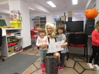 Posjet Gradskoj knjižnici i čitaonici